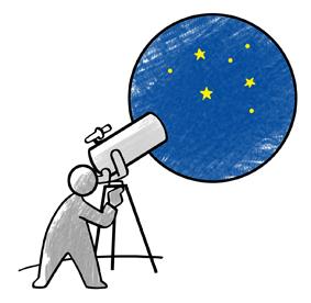 Sternenbeobachter